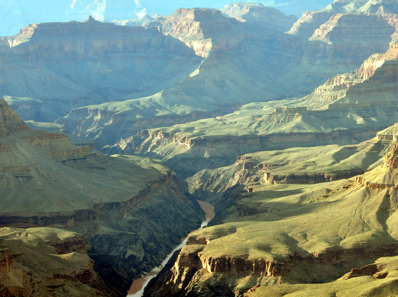 Part of the Grand Canyon is in Australia