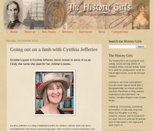 The History Girls blog
